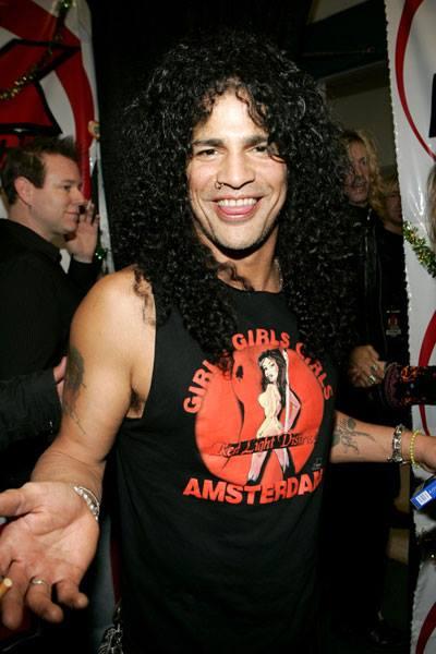 25 cosas que no sabias de Slash