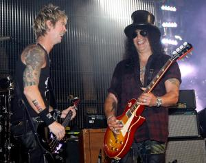Mirage 20th Anniversary Concert With Slash And Friends