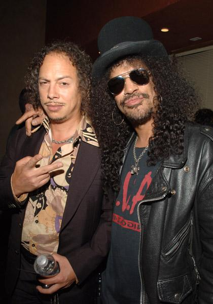 kirk and slash