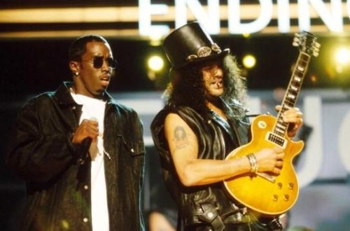 slash and puff daddy