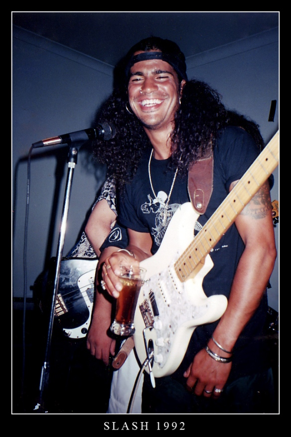 SLASH___1992_by_Keith_Killer Port Douglas