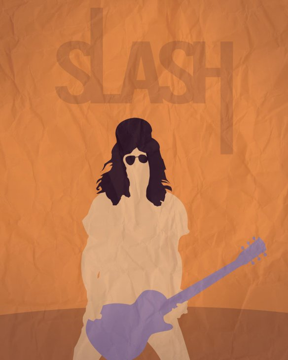 __slash___retro_poster_design_by_tjrdesigns-d4ojn6a