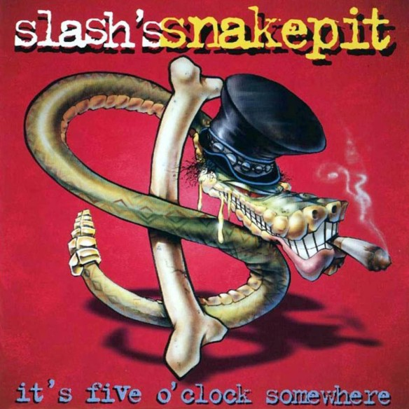 Slash_s_Snakepit-It_s_Five_O_clock_Somewhere-Frontal