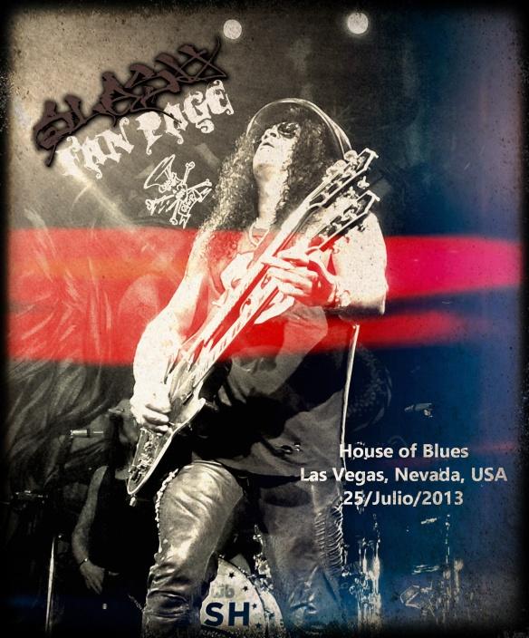 Live @ House of Blues, Las Vegas