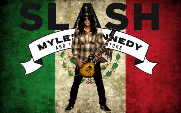 ¡Slash regresa a México!
