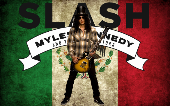 ¡Slash regresa a México!