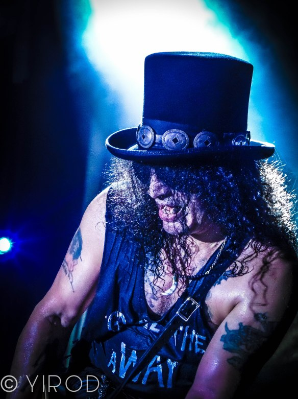 Slash @ Hollywood 2015