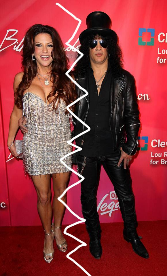 Slash y Perla