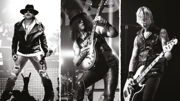 Guns n' Roses: La historia detrás de la reunión