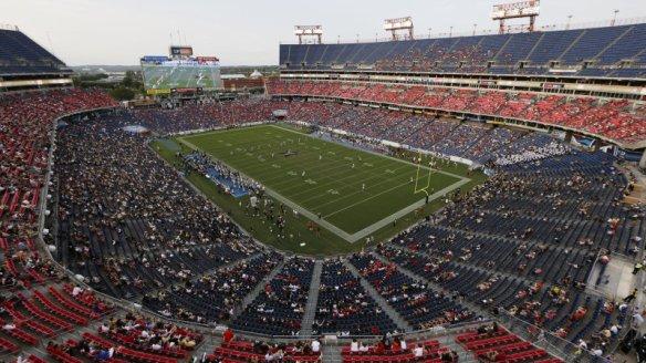 Tour Of Titans Stadium