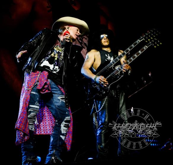 Slash & Axl