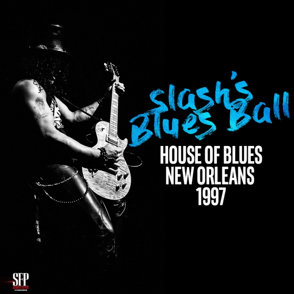 Slash's Blues Ball